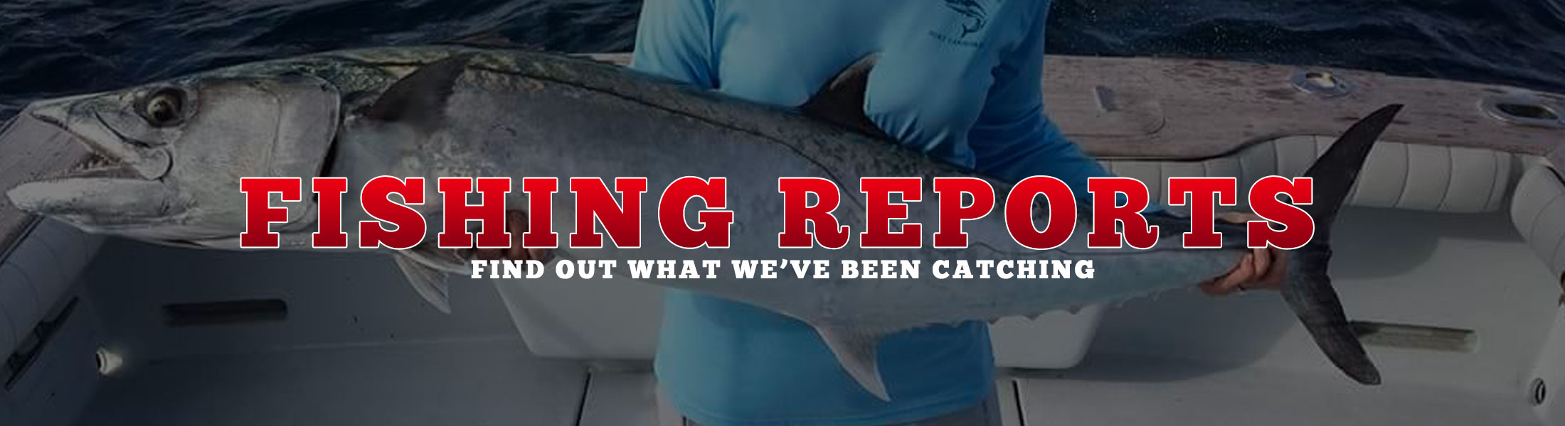 Fishing reports from the Port Canaveral area.