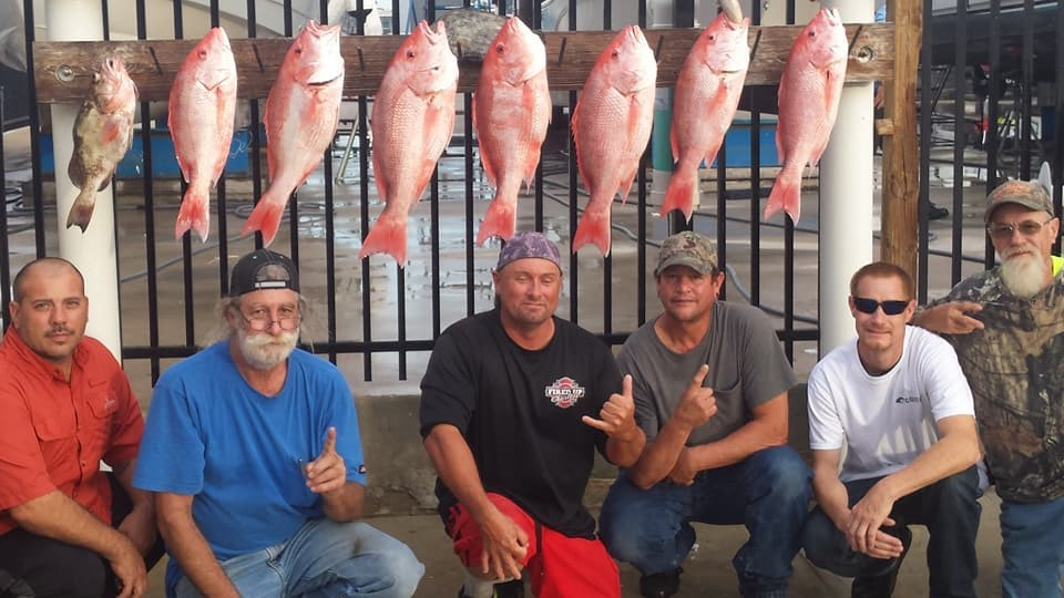 America Red Snapper Limits