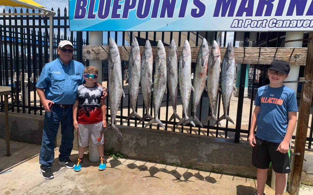Canaveral Fishing Report Firedup